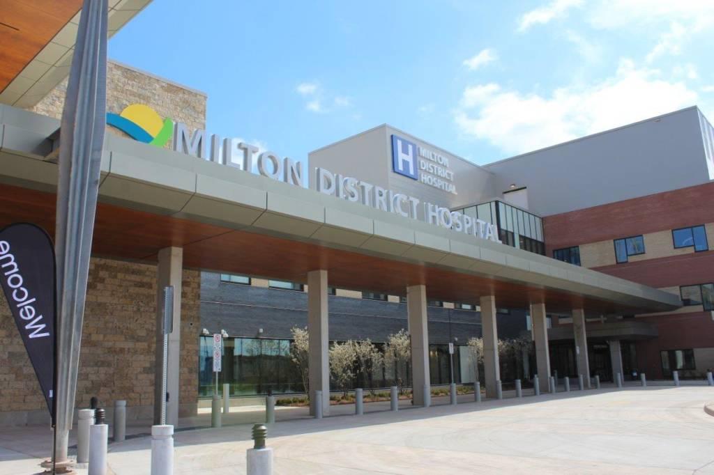 Milton-Hospital